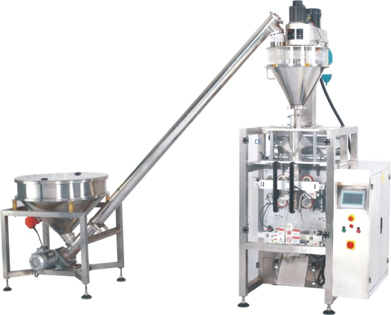 vertical powder automatic packing machine