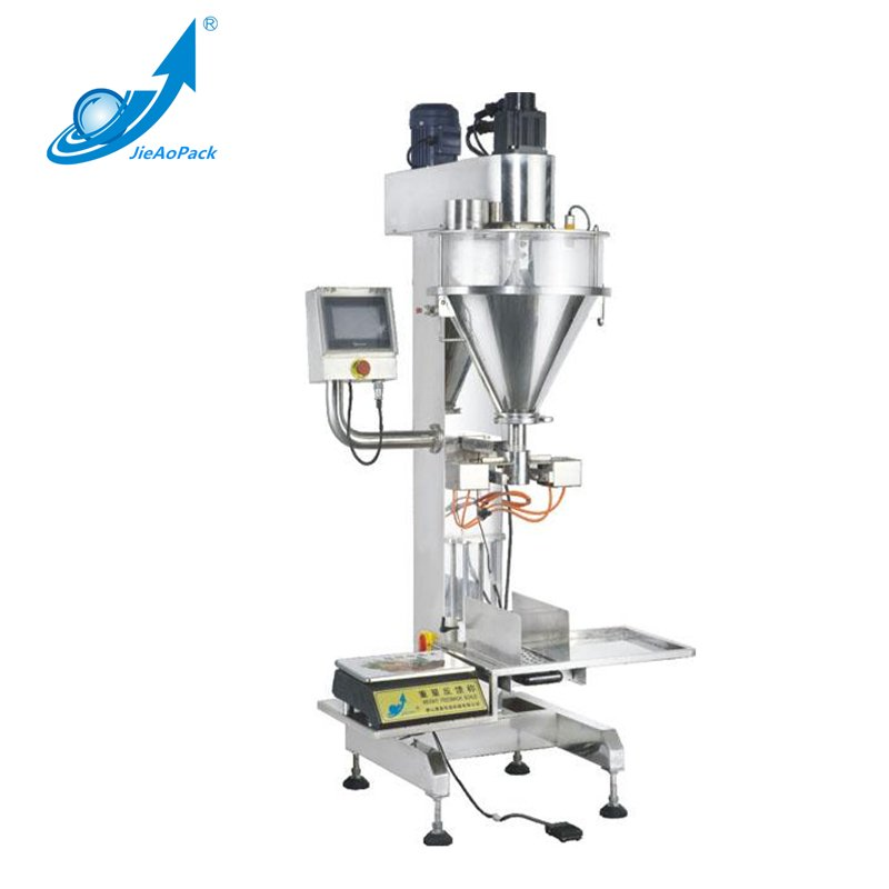 Semi Automatic 10g~500g Powder Filling Machine(JAS-50C)