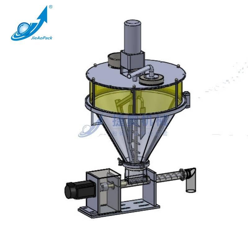 JAS-50L Horizontal Screw Measuring Machine