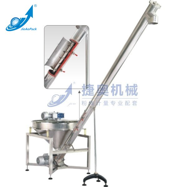 JAT-Y280 Sprial vibration feeding machine