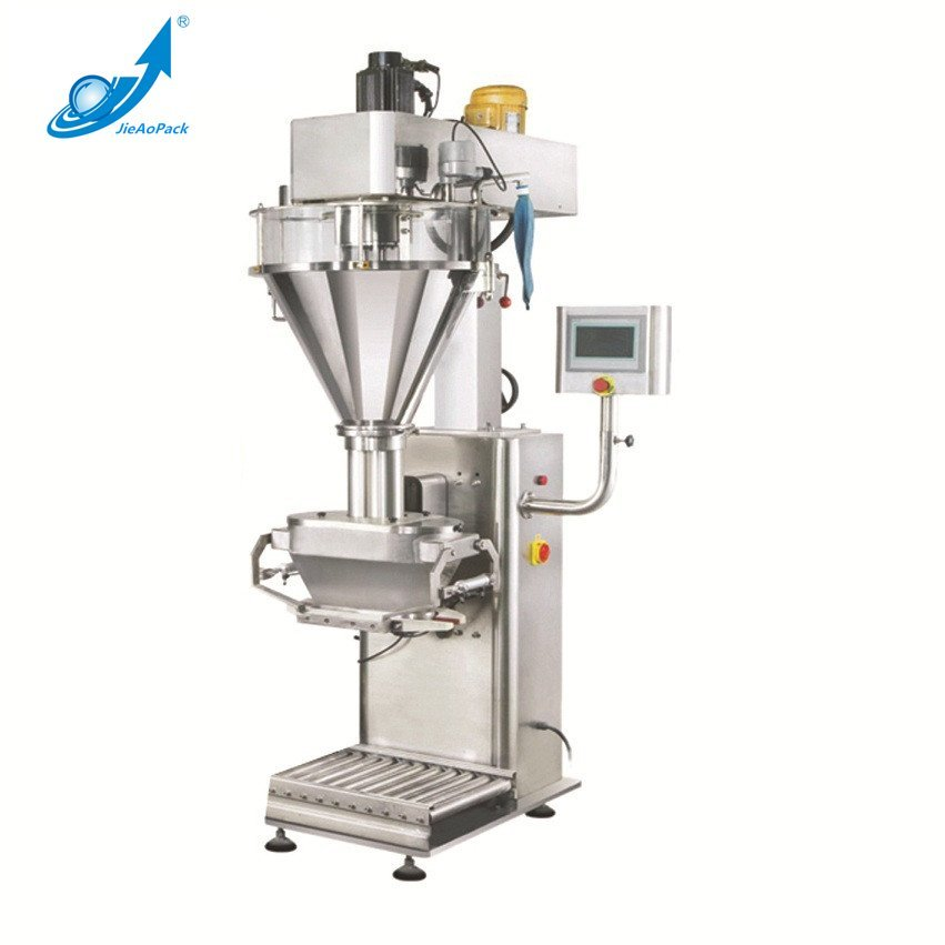 Semi Automatic 5kg~25kg Powder Filling Machine(JAS-100)
