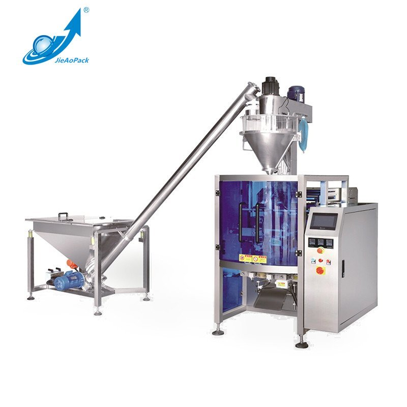 JA-320/420/520/720/820 Vertical Automatic Powder Packing Machine