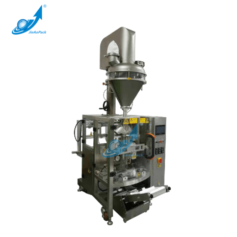 Food Packaging Machine for Filling and Packing Milk/Nutritive/Chemical Powder(JA-320)