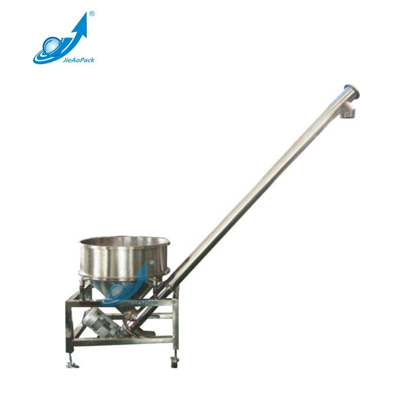 JAT-Y180 Circular Bucket Spiral Vibrating Feeding Machine