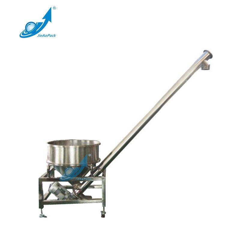 JAT-Y180 Circular Bucket Spiral Vibrating Feeding Machine