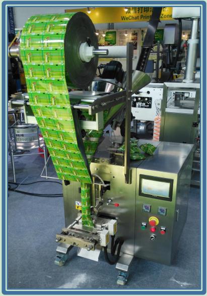 JA-320F Automatic Powder filling Packing Machine